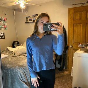 Quarter-Zip Icebreaker Sweater